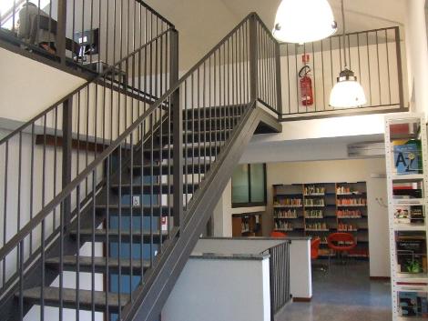 Scala biblioteca Usmate