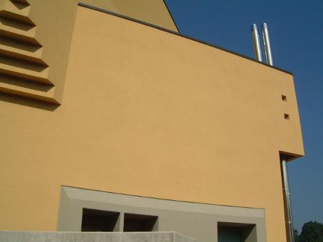 Cinema Teatro Nuovo Arcore Facciata Torre Scenica