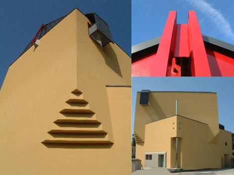 Cinema Teatro Nuovo Arcore Dettagli Torre Scenica