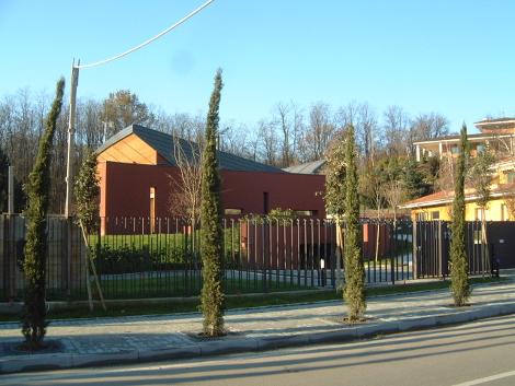 Edificio per sette residenze Arcore