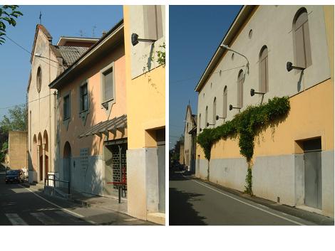 Cinema Teatro Nuovo Arcore Fronte Via San Gregorio