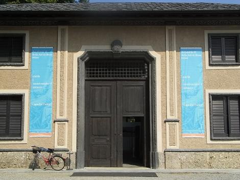 Scuderie Villa Borromeo Arcore Fronte Sud